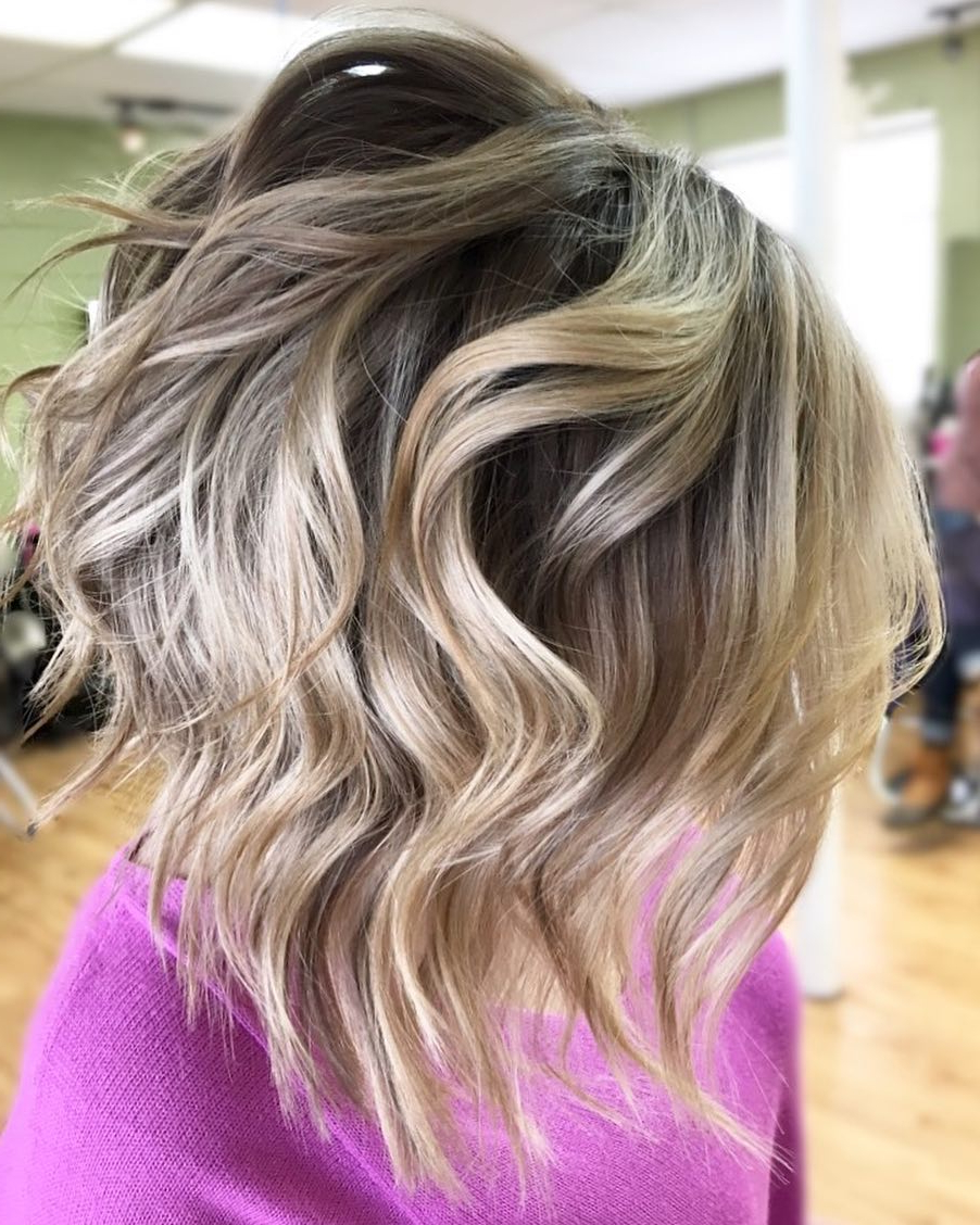 46 Perfect Short Hairstyles For Fine Hair In 2019 Inside Well Known Messy Layered Haircuts For Fine Hair (Gallery 6 of 20)