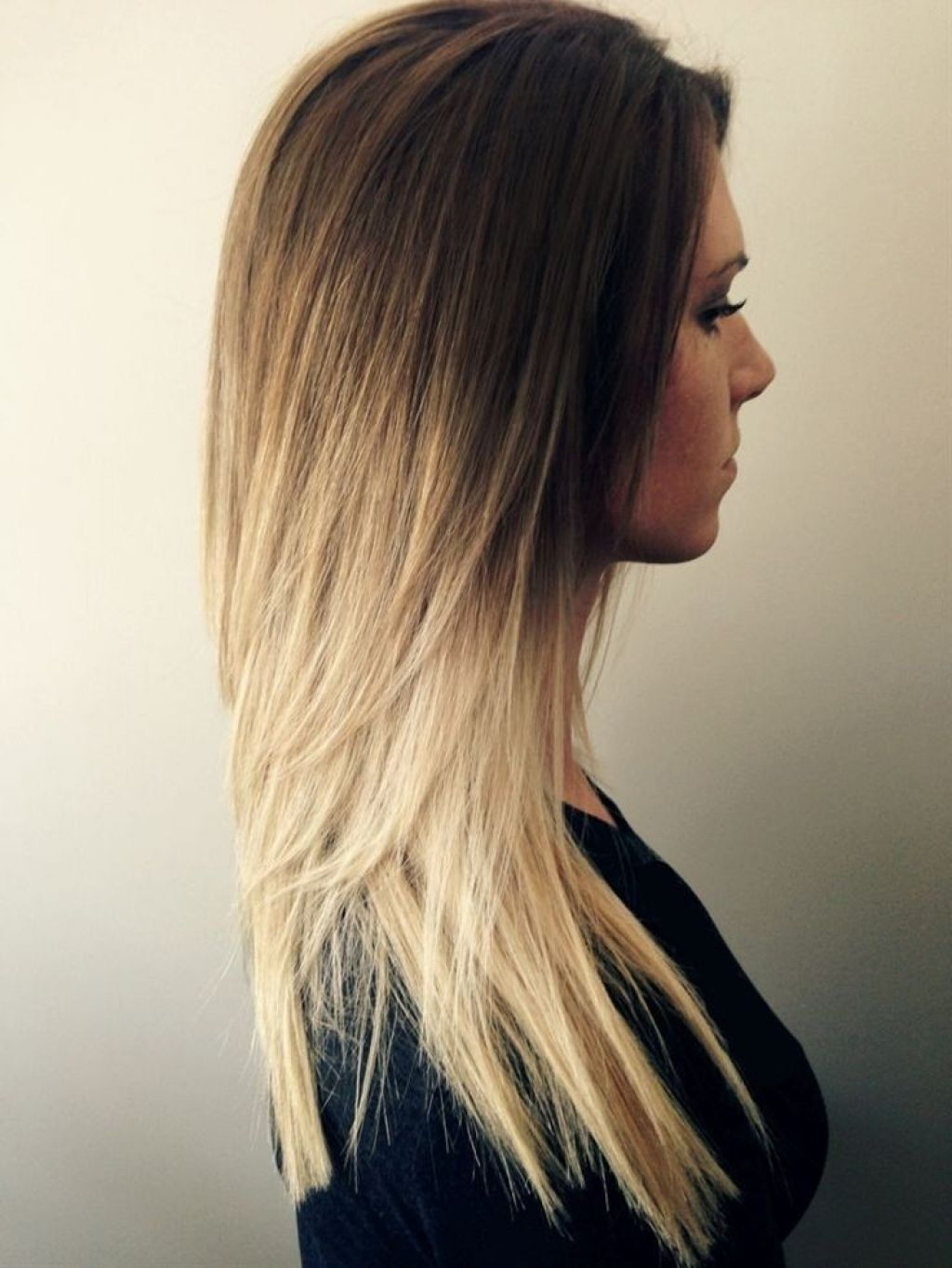 50 Hairstyles And Haircuts For Long Hair Loving Womens – The Xerxes With Trendy Layered Ombre For Long Hairstyles (View 9 of 20)