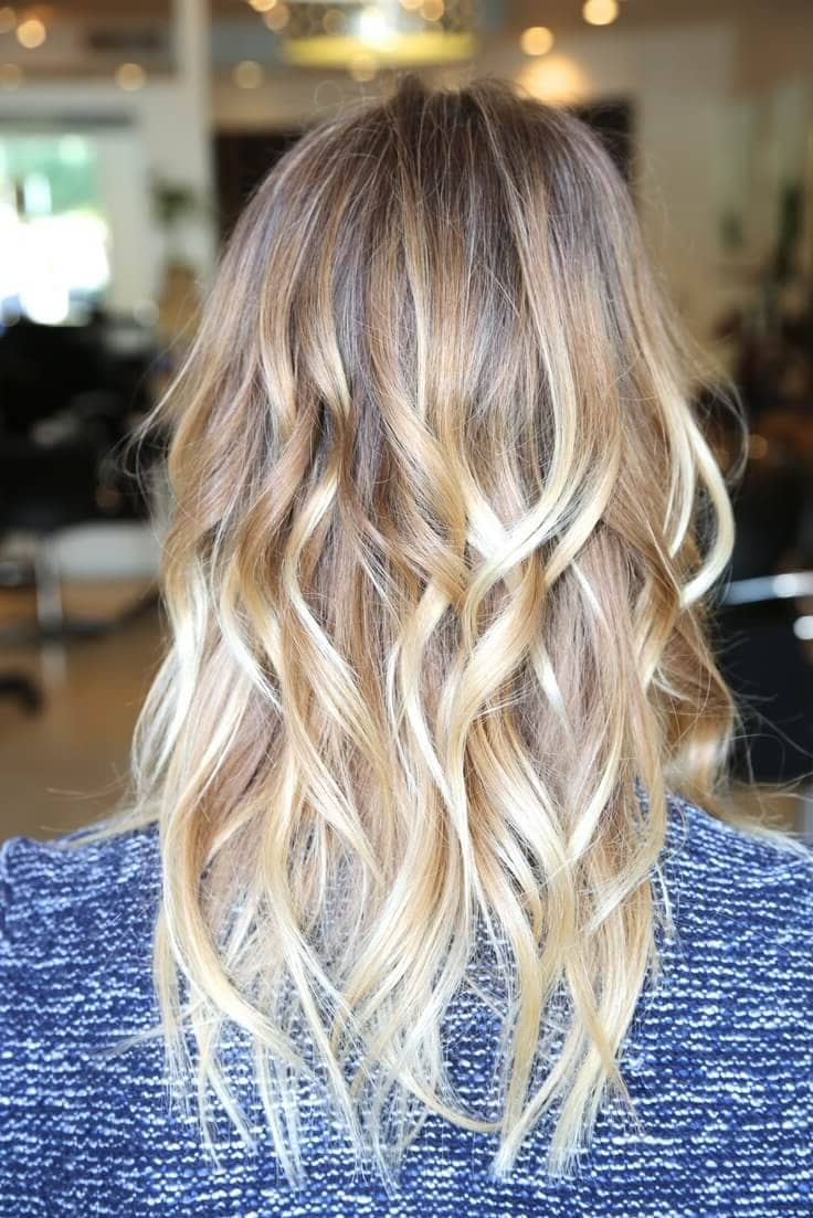 50 Proofs That Anyone Can Pull Off The Blond Ombre Hairstyle For Well Known Layered Ombre For Long Hairstyles (View 10 of 20)