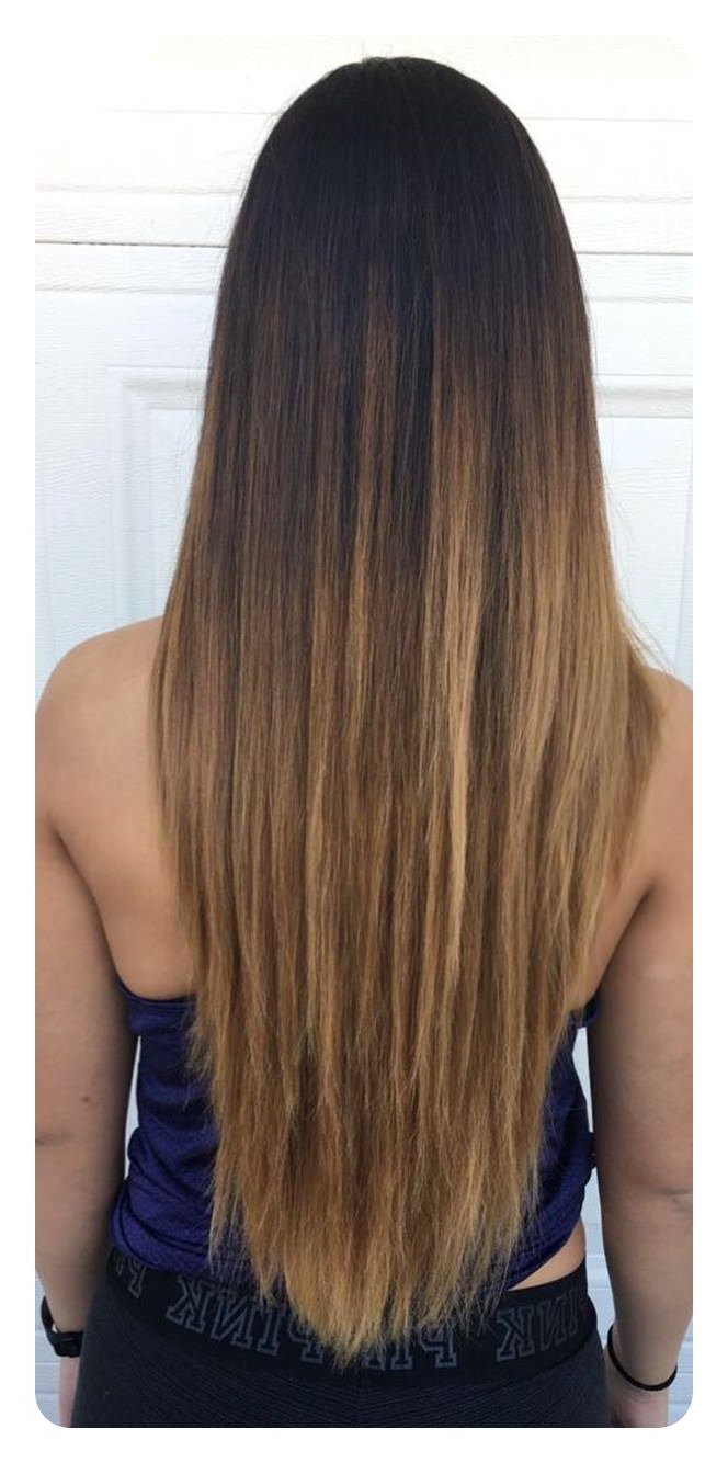 60 V Cut And U Cut Hairstyles To Give You The Right Angle Regarding Trendy Classy Layers For U Shaped Haircuts (View 8 of 20)
