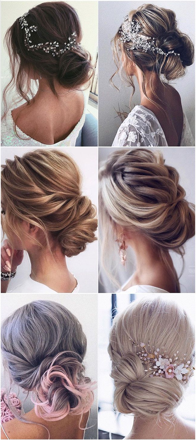 62 Wedding Hairstyles From Ulyana Aster To Get You Inspired (View 8 of 20)