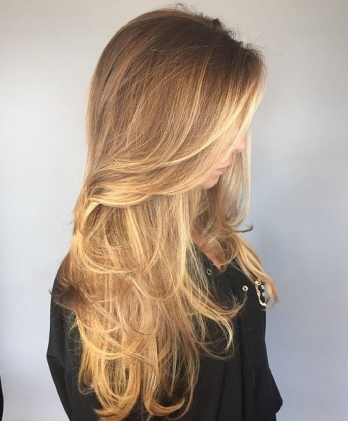80 Cute Layered Hairstyles And Cuts For Long Hair In 2019 (Gallery 15 of 20)