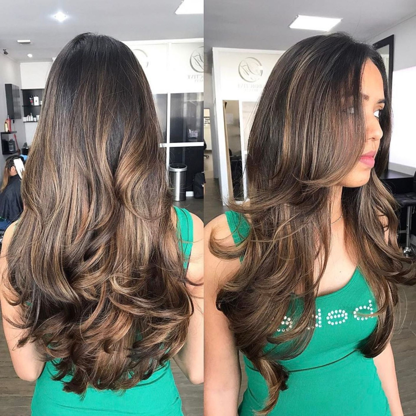 80 Cute Layered Hairstyles And Cuts For Long Hair In 2019 Inside Most Popular Extra Long Layered Haircuts For Thick Hair (Gallery 18 of 20)