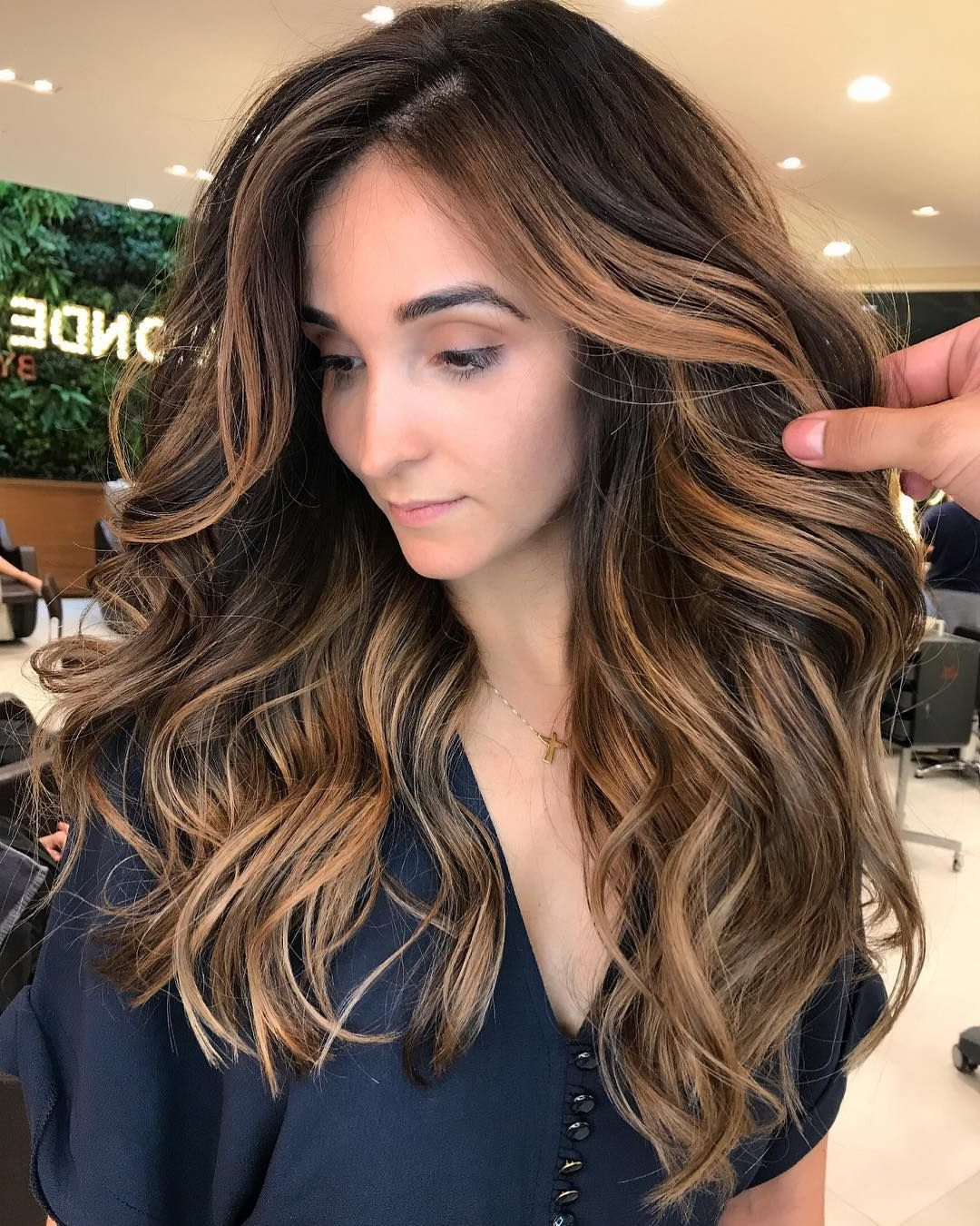 90 Best Long Layered Haircuts – Hairstyles For Long Hair 2019 Intended For Well Liked Full Voluminous Layers For Long Hairstyles (Gallery 2 of 20)