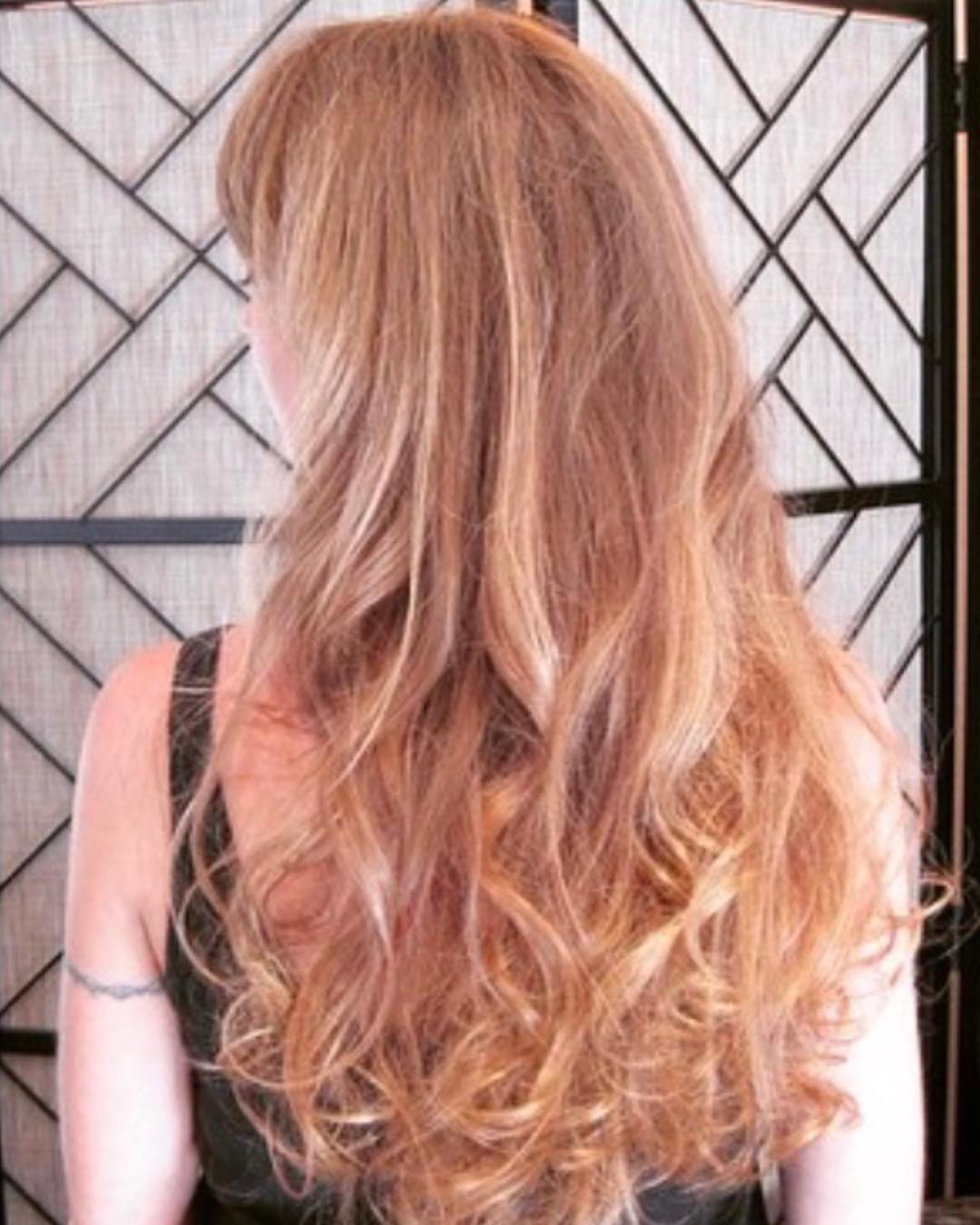 98 Strawberry Blonde Hairstyles To Light Up Your Day With Most Up To Date Long Feathered Strawberry Blonde Haircuts (Gallery 13 of 20)