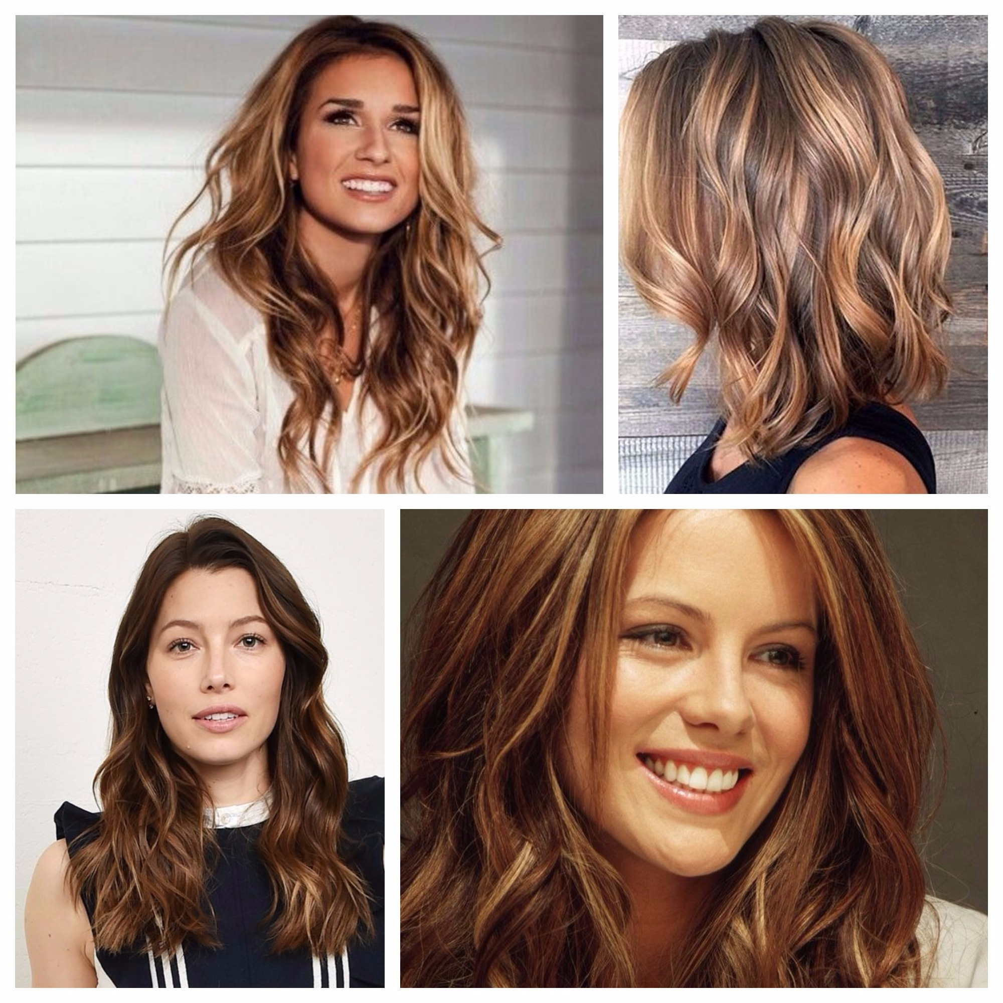 Balayage Hair Colors That Make You Look 10 Years Younger – Hair With Most Popular Warm Toned Brown Hairstyles With Caramel Balayage (View 5 of 20)