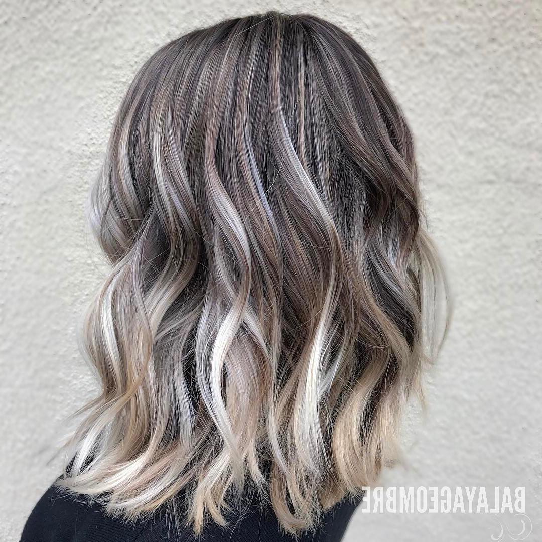 Best And Newest Black And Brown Layered Haircuts For Long Hair With Regard To 10 Best Medium Layered Hairstyles 2019 – Brown & Ash Blonde Fashion (View 17 of 20)