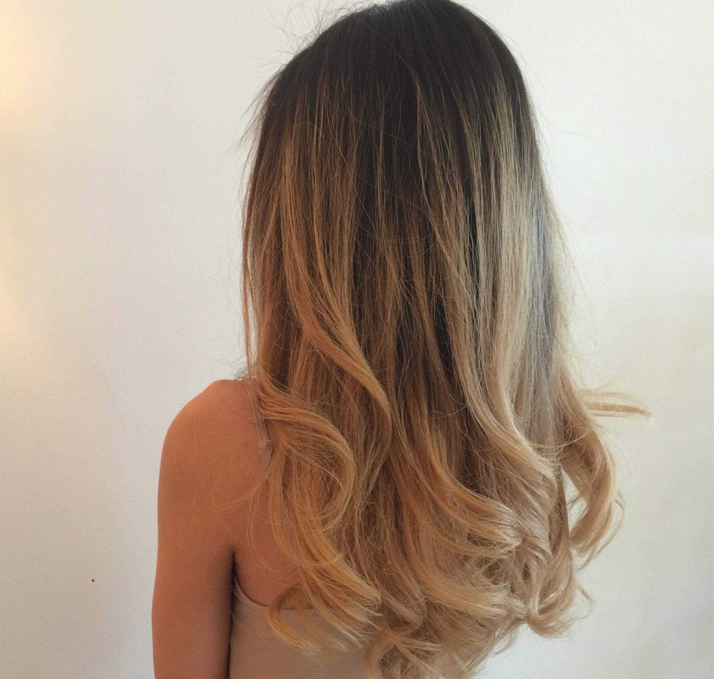 Best And Newest Blowout Ready Layers For Long Hairstyles Pertaining To A Perfect Flirtini = Just A Touch Of Fun Curl (View 7 of 20)
