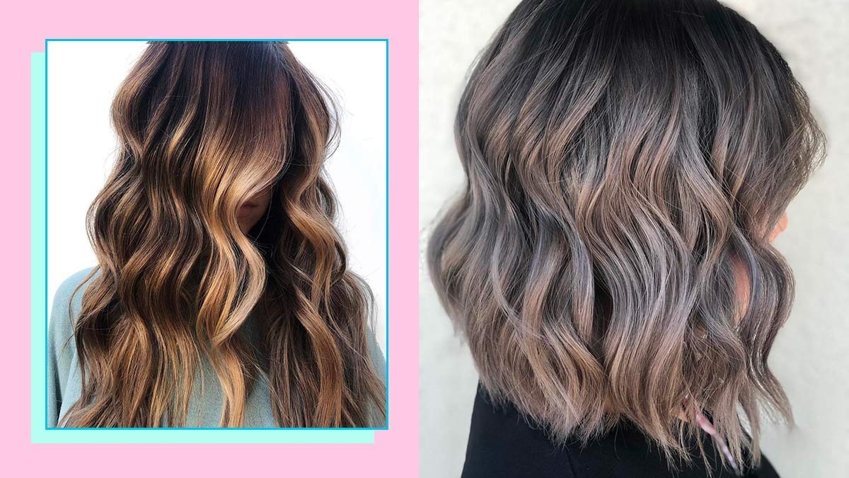 Best Hair Color For Morena Skin Tones 2019 Intended For 2019 Light Layers Hairstyles Enhanced By Color (View 15 of 20)