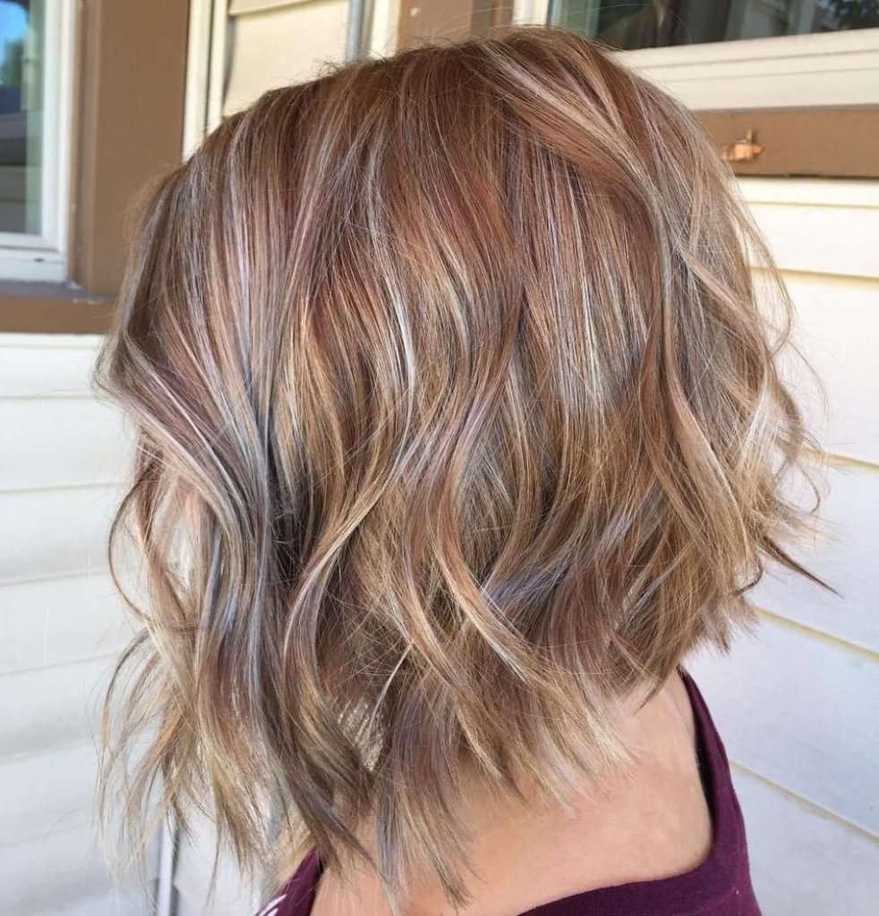 Best Short Layered Hairstyles (trending In June 2019) Throughout Current Messy Layered Haircuts For Fine Hair (View 12 of 20)