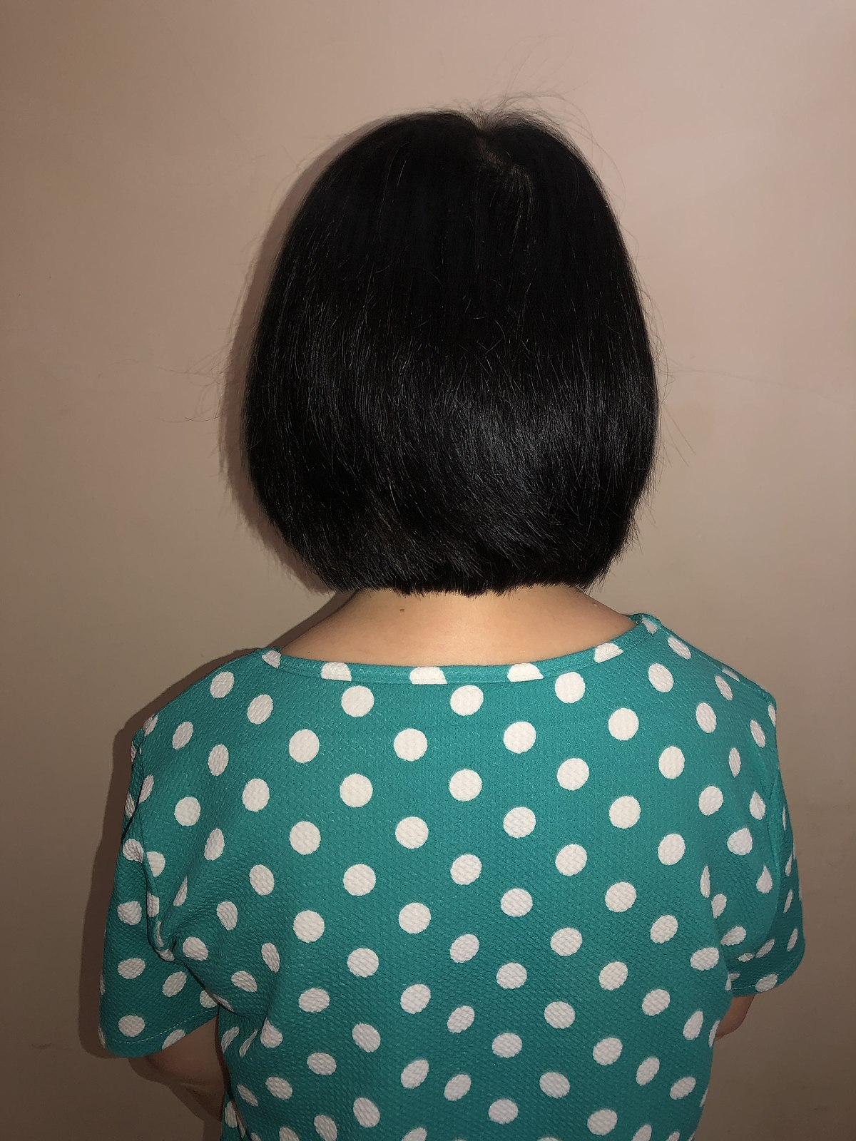 Bob Cut – Wikipedia With Regard To Favorite Wrapping Feathered Layers Hairstyles Along The Sides (View 8 of 20)