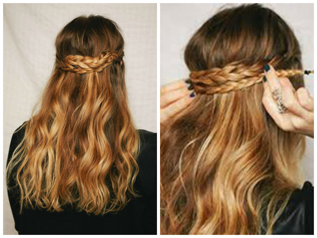 Braided Half Up Hairstyles – Hair World Magazine Throughout Famous Half Prom Updos With Bangs And Braided Headband (View 6 of 20)