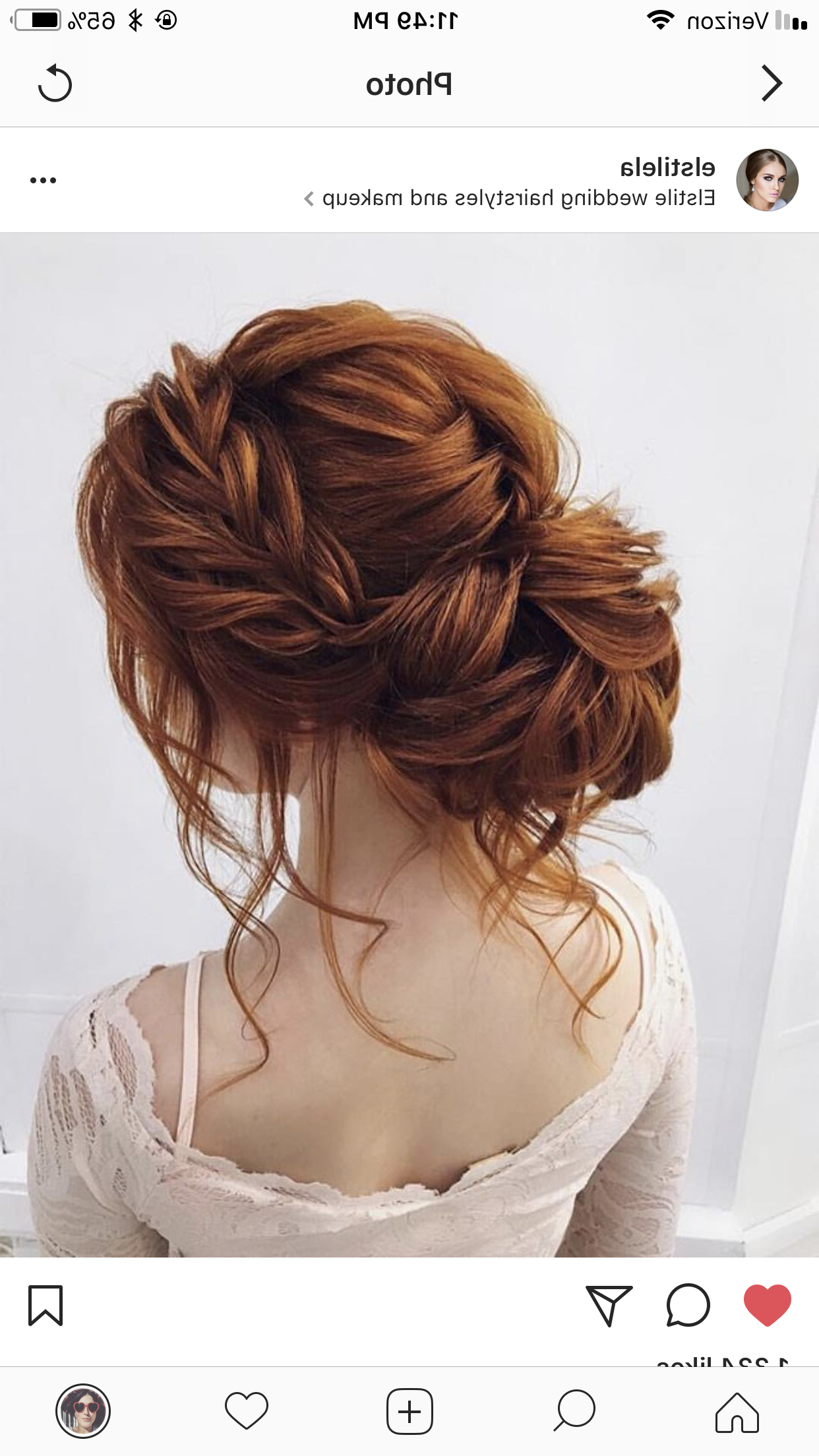Braided Prom Hair, Wedding Hairstyles (View 5 of 20)