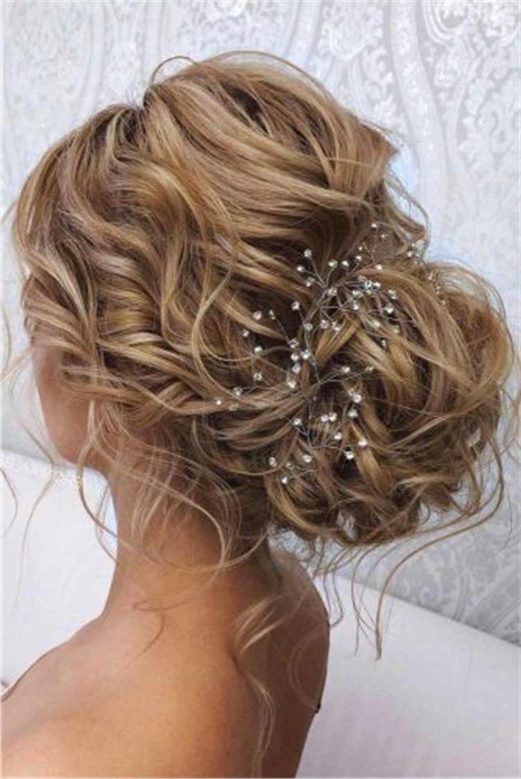 Bridal Hair (View 6 of 20)