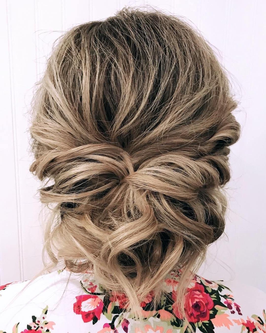 Bridesmaid Hair (View 4 of 20)
