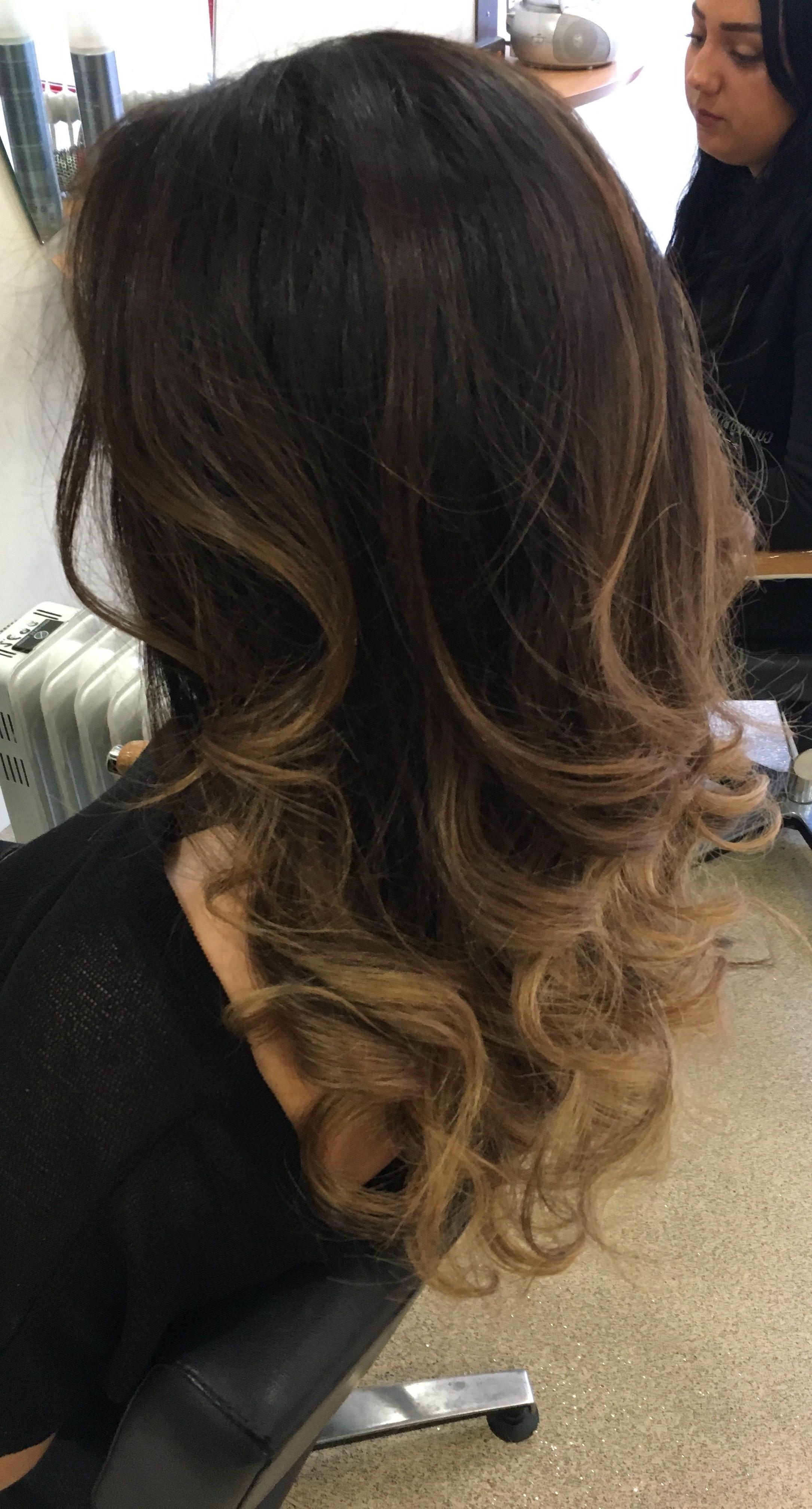 Curly Blowdry Long Hair, Hair, Hair Styles (View 13 of 20)