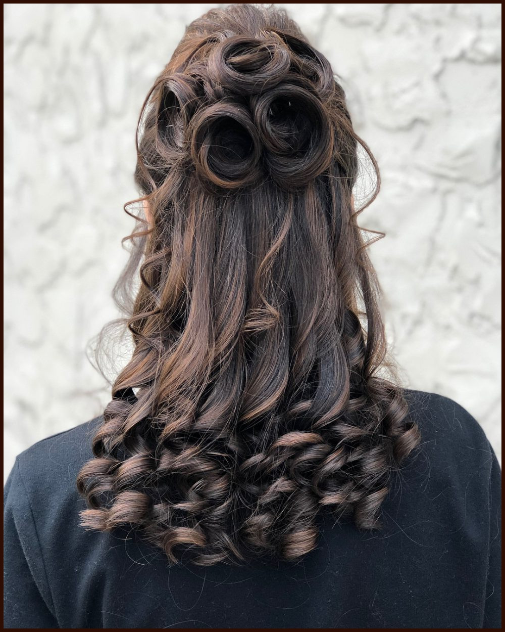 Curly Braided Hairstyles For Prom 371756 23 Cute Prom Hairstyles For Intended For Preferred Formal Curly Hairdo For Long Hairstyles (View 7 of 20)