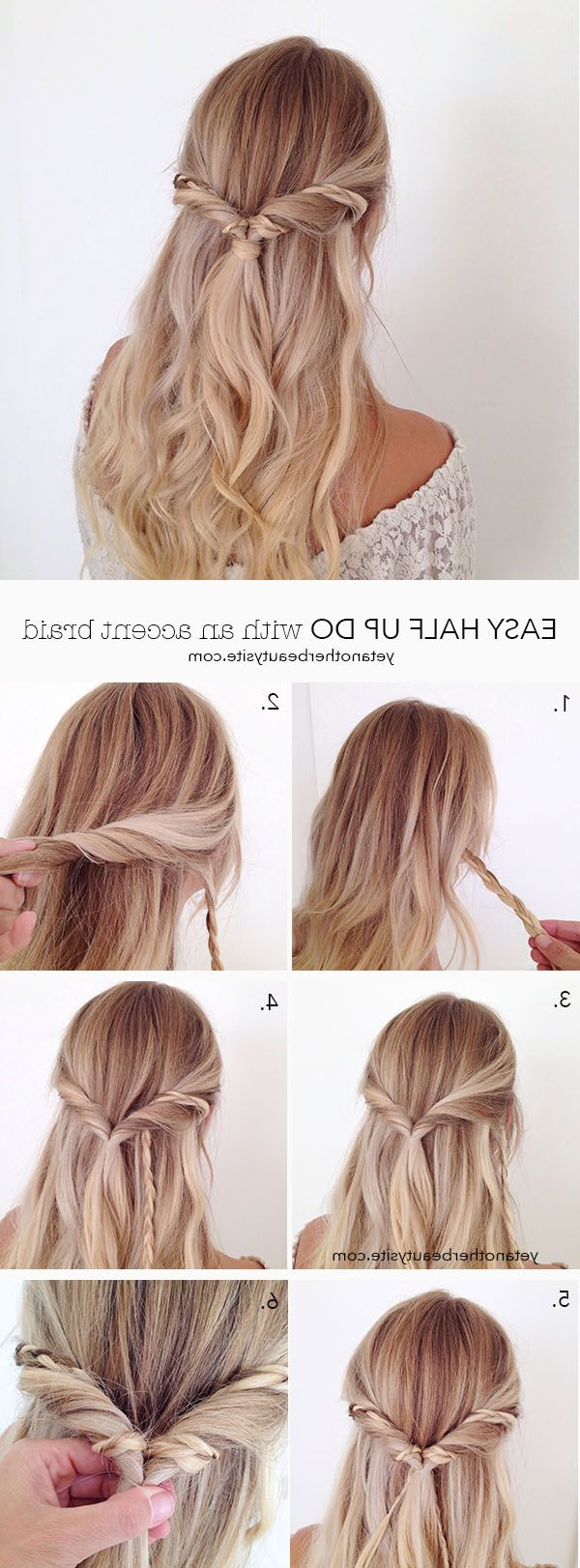 Curly Hair Styles, Hair Styles, Simple Prom In Most Current Accent Braid Prom Updos (View 2 of 20)