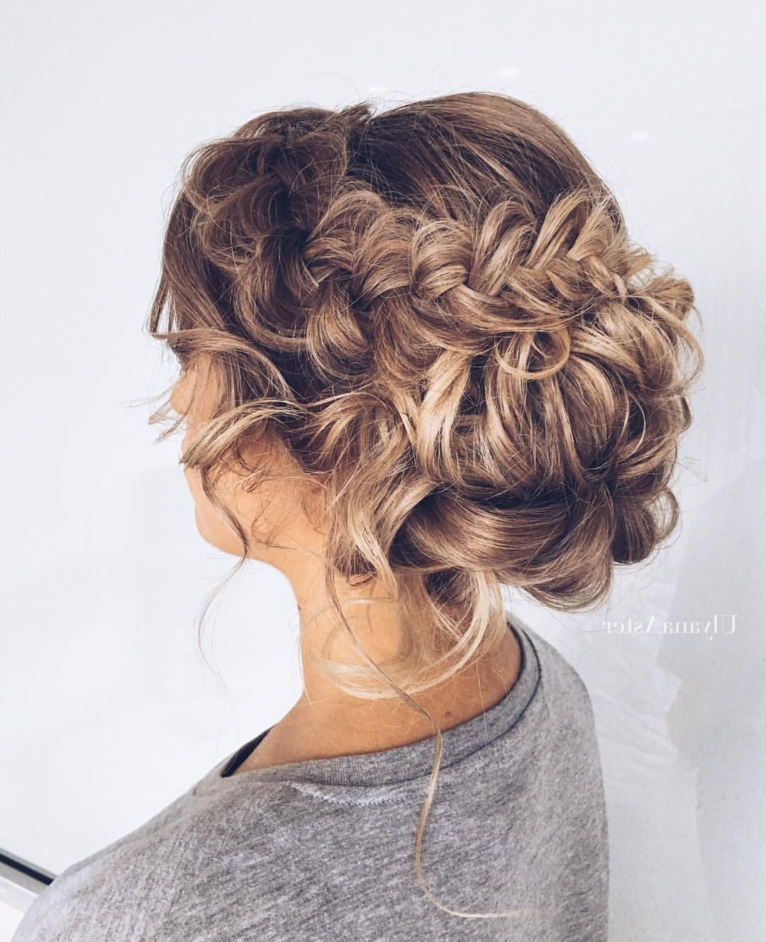 Curly Hair Styles, Hair Throughout Favorite Curly Knot Sideways Prom Hairstyles (View 6 of 20)
