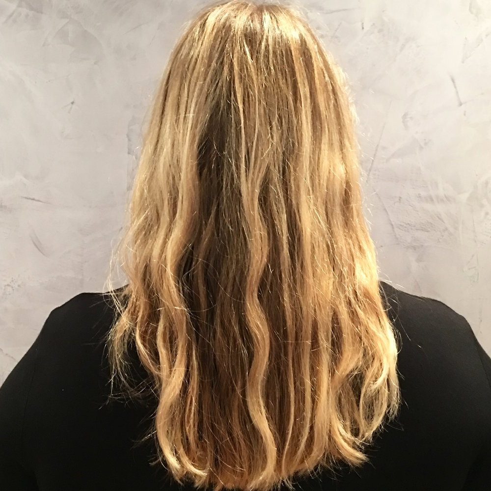 Current Light Layers Hairstyles Enhanced By Color Pertaining To How To Wear Your Natural Waves — Laura Braunstein Hair Studio (View 7 of 20)