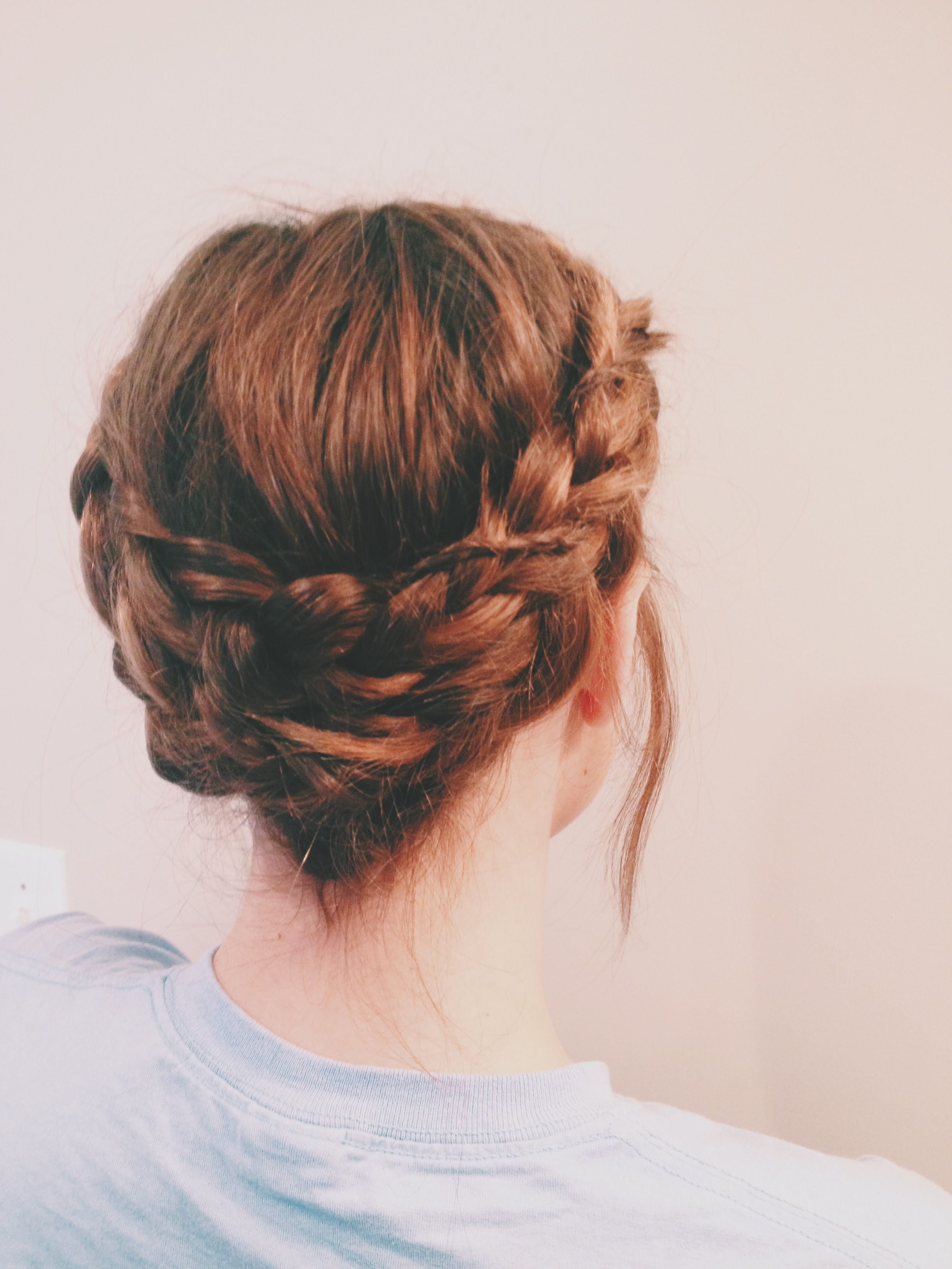 Dutch Braid Crownme:) (Gallery 3 of 20)