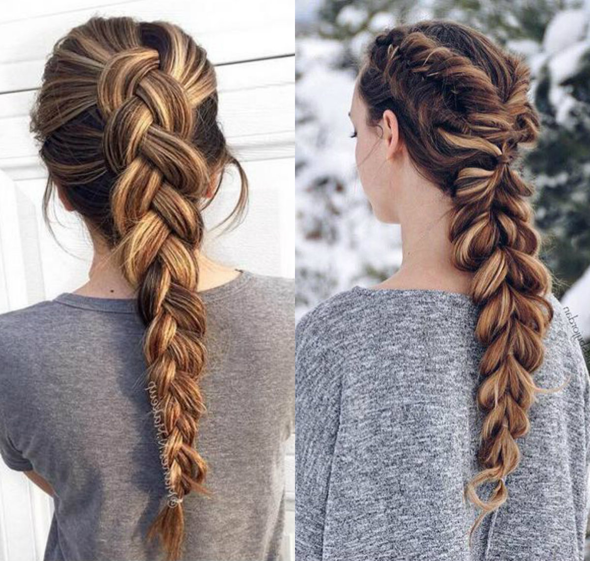 Dutch Braids Hairstyles Ideas To Inject You Some Romance With Well Known Dutch Braid Prom Updos (View 8 of 20)