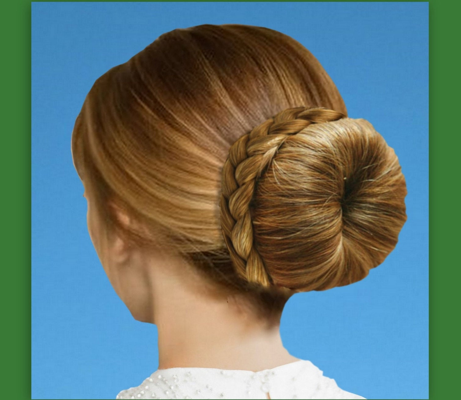 Etsy For Latest Accent Braid Prom Updos (View 14 of 20)