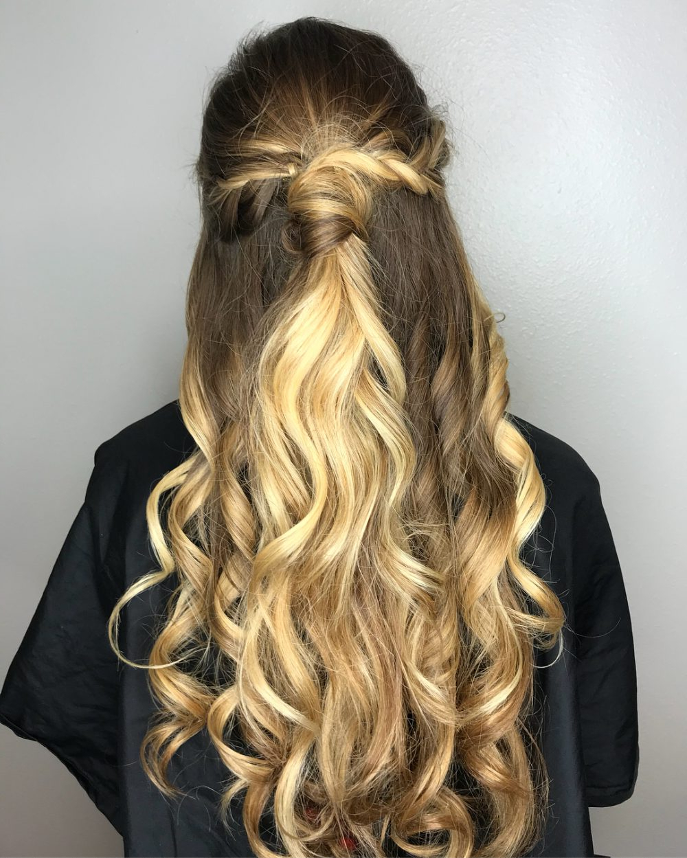 Famous Long Cascading Curls Prom Hairstyles Within 31 Prom Hairstyles For Long Hair That Are Gorgeous In  (View 10 of 20)