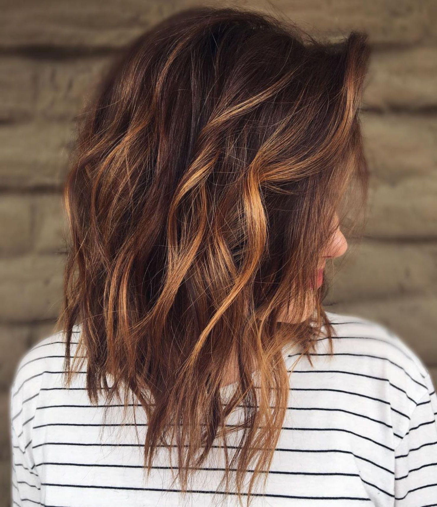 Fashion : Light Brown Hair Dye Over Ombre Cool 60 Hairstyles Regarding Well Liked Long Layered Light Chocolate Brown Haircuts (View 8 of 20)
