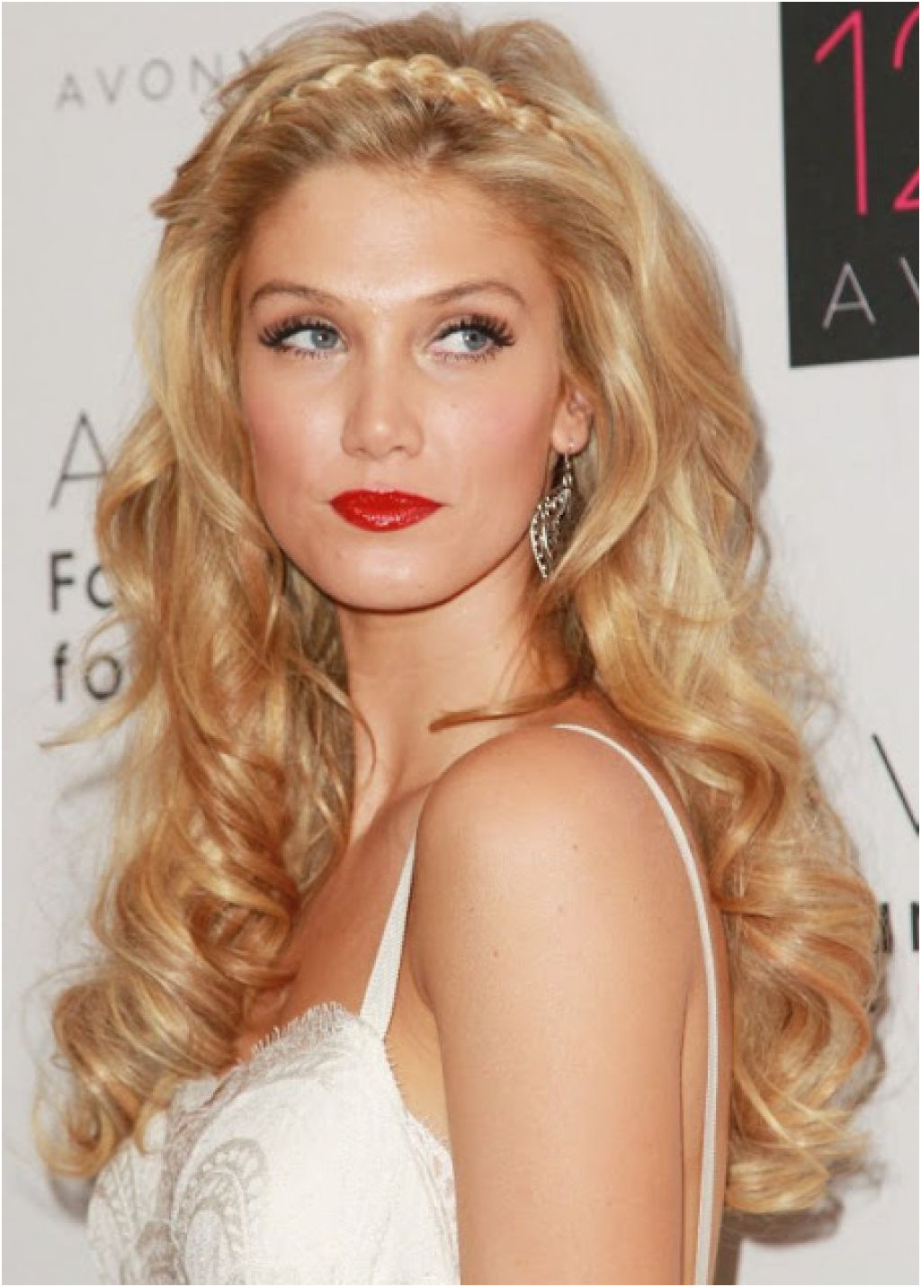 Fashionable Wavy Prom Hairstyles For Prom Hair Hairstyles Best Of Wavy Hairstyles For Prom 1000 Ideas (View 7 of 20)