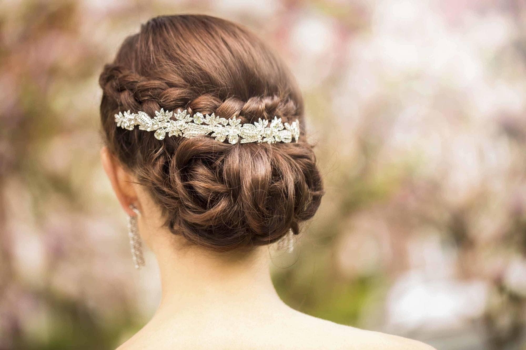 Favorite Jewelled Basket Weave Prom Updos Regarding 45 Braided Updos For Long Hair For All Personalities (View 8 of 20)