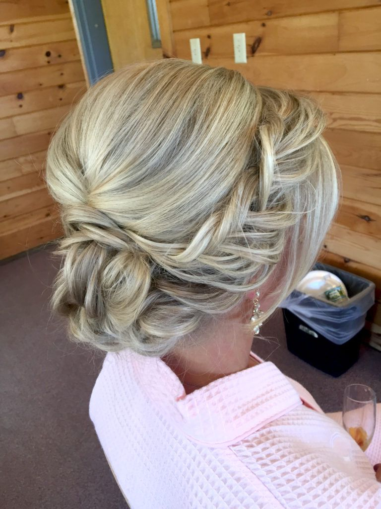Fishtail Braid Updo Hairstyle (View 11 of 20)