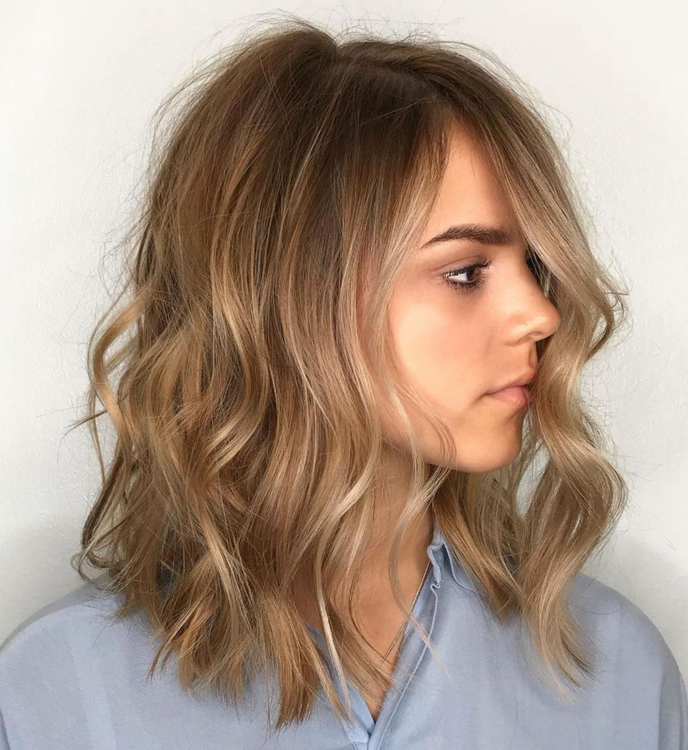 Hair And Beauty With Latest Messy Layered Haircuts For Fine Hair (View 7 of 20)