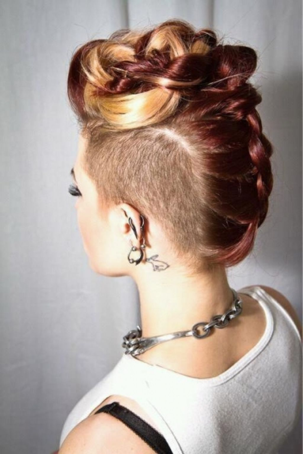 Hair And For Trendy Shaved Side Prom Hairstyles (View 13 of 20)