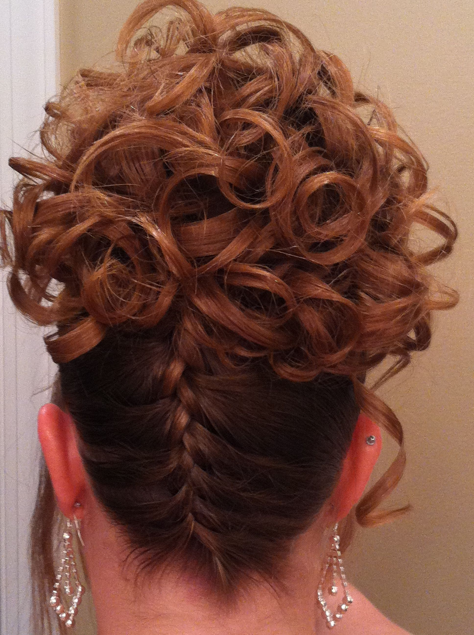 Hair, Hair Regarding Well Known Upside Down Braid And Bun Prom Hairstyles (View 8 of 20)