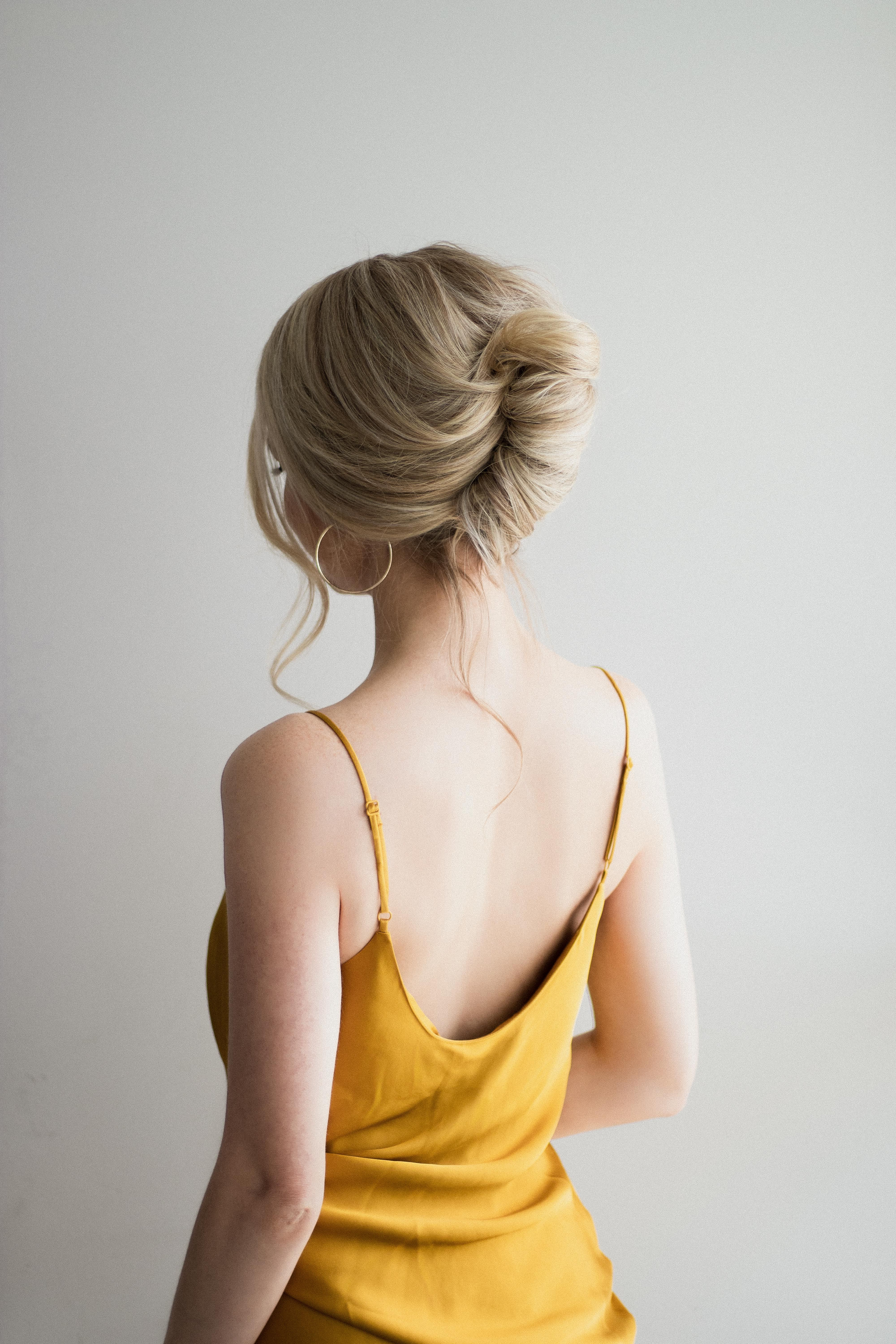 Hair In Popular French Roll Prom Hairstyles (View 10 of 20)