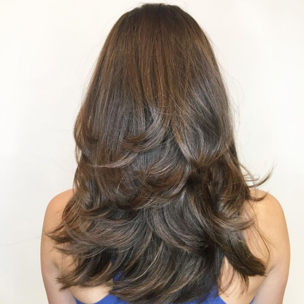 Hair Intended For Most Recently Released Medium To Long Hairstyles With Chunky Pieces (View 13 of 20)