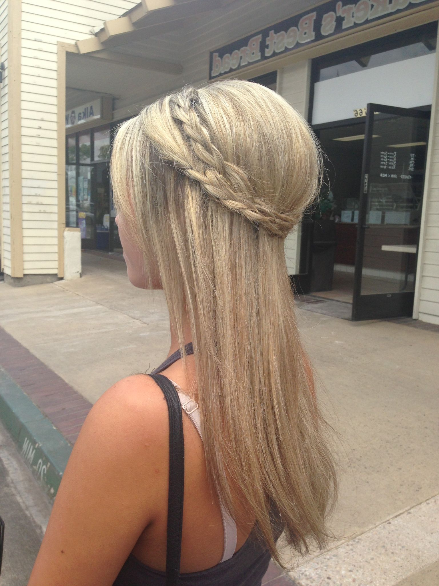 Hair Pertaining To Most Current Teased Prom Updos With Cute Headband (Gallery 10 of 20)