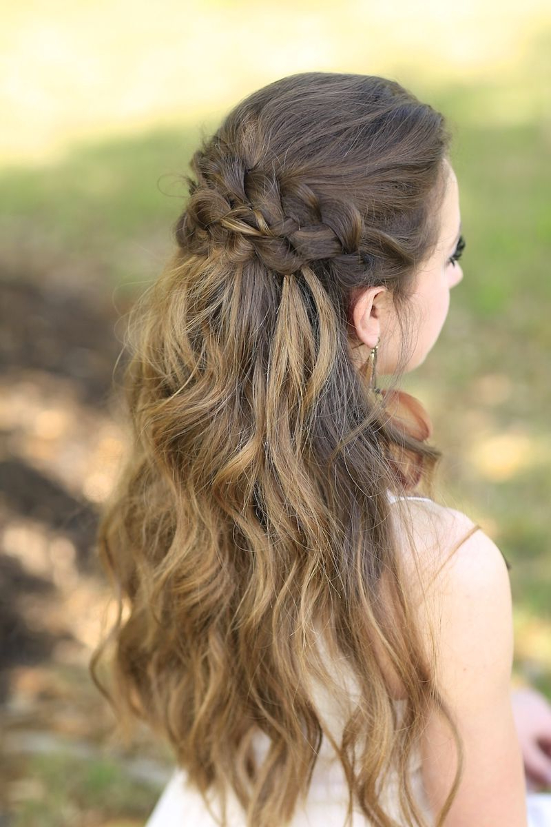 Hair Regarding Widely Used Blooming French Braid Prom Hairstyles (View 2 of 20)