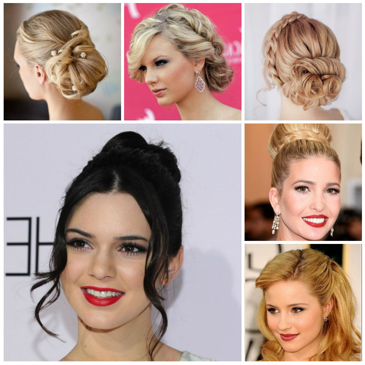 Hair Styles, Bridesmaid Inside Current Bobbing Along Prom Hairstyles (View 12 of 20)