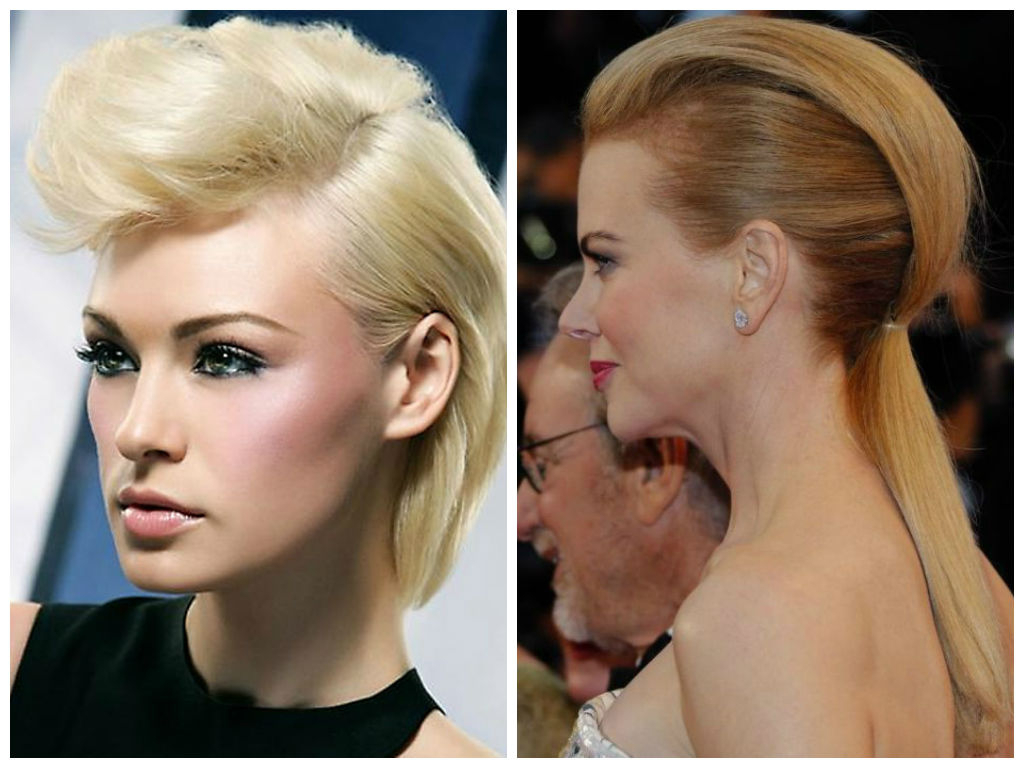 Hairstyle Ideas With Shaved Sides – Hair World Magazine Intended For Current Shaved Side Prom Hairstyles (View 14 of 20)