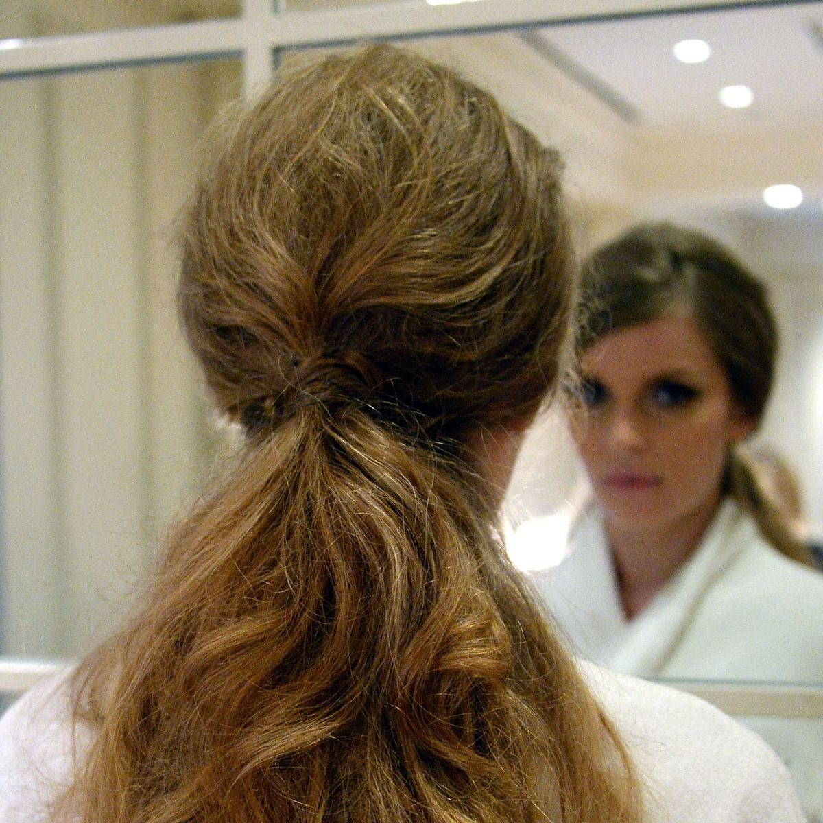 Hairstyle Tutorial: 3 Ponytails For The Weekend Pertaining To Well Known Long Tousled Voluminous Hairstyles (View 8 of 20)