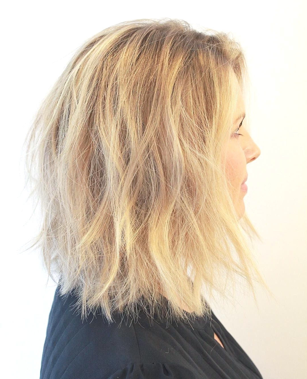 Hairstyles : Bed Head Hairstyle Marvellous Shake With Chunky Choppy In Famous Bedhead Layers For Long Hairstyles (View 13 of 20)