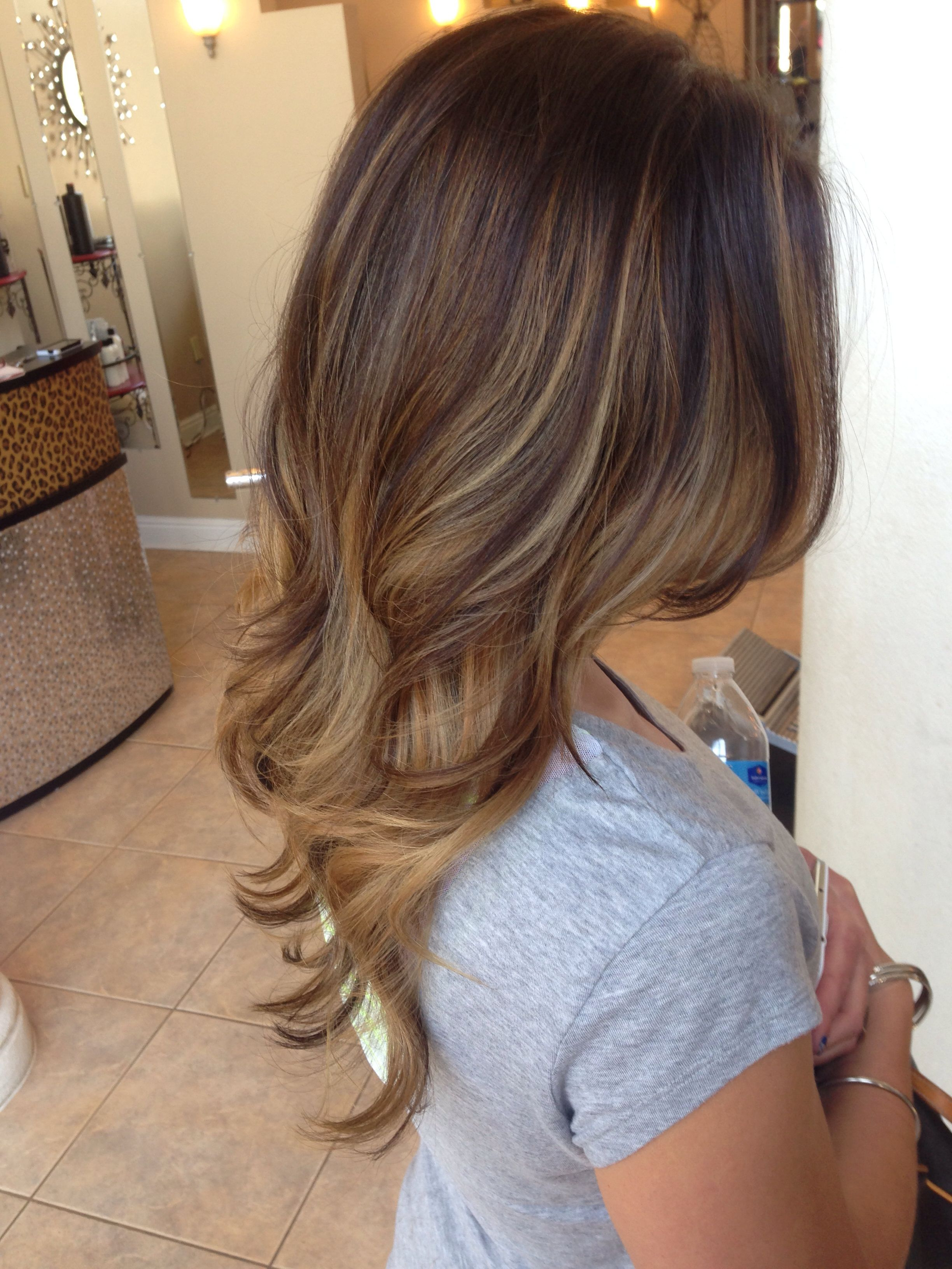 Hairstyles : Light Blonde Balayage Hair Most Inspiring Balayage Inside Newest Balayage Hairstyles For Long Layers (Gallery 19 of 20)