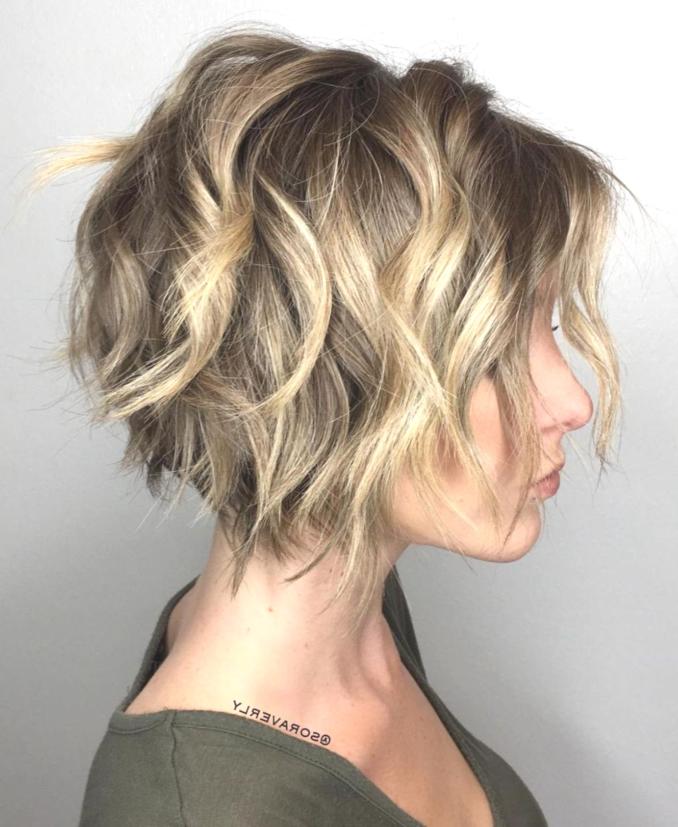 Hairstyles : Messy Layered Short Hair Magnificent 100 Mind Blowing In Latest Messy Layered Haircuts For Fine Hair (View 17 of 20)