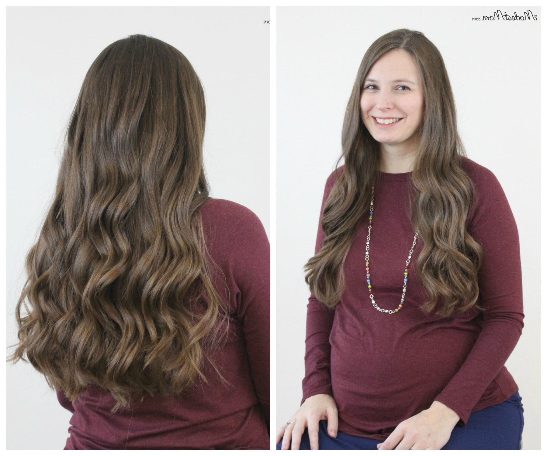 How To Get Spiral Wave Curls In Seven Easy Steps! In Fashionable Winding Waves Hairstyles (View 6 of 20)