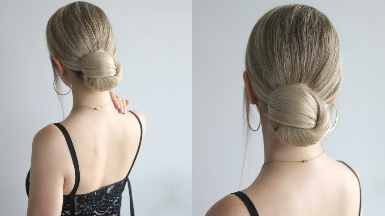 How To: Low Bun Hairstyle (View 13 of 20)