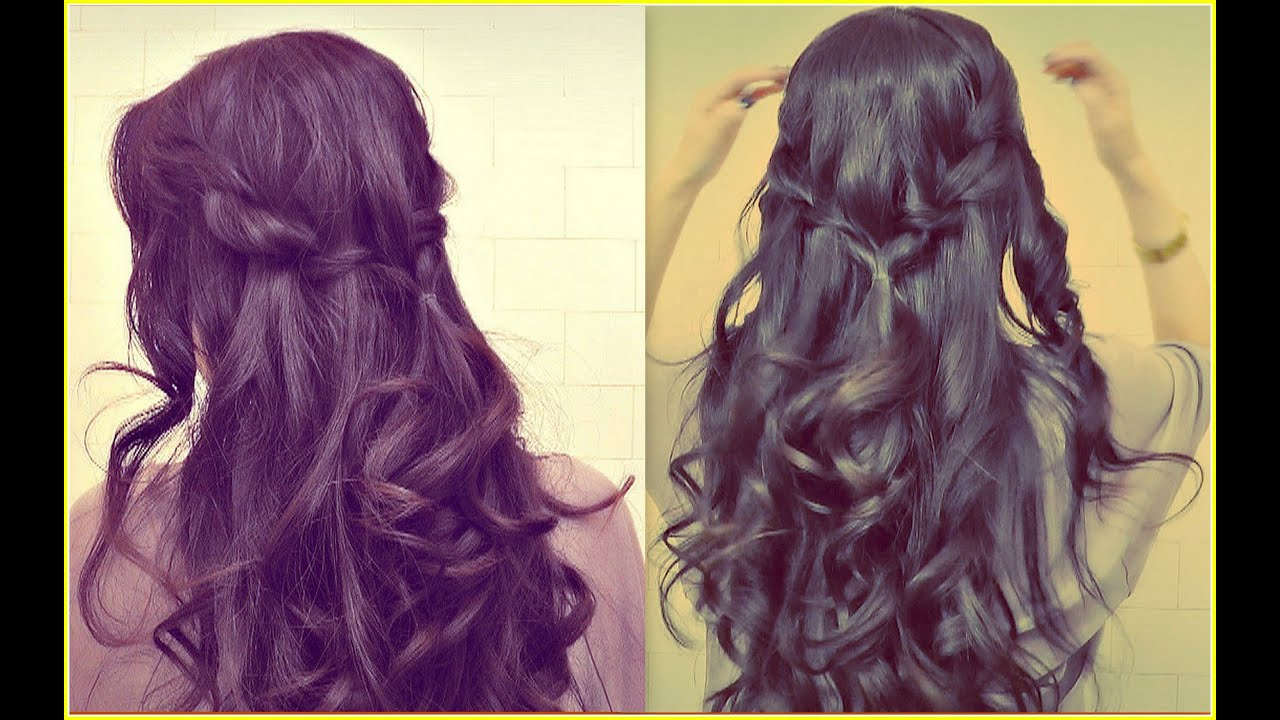 How To Waterfall Rope Braid Hairstyles For (Gallery 12 of 20)