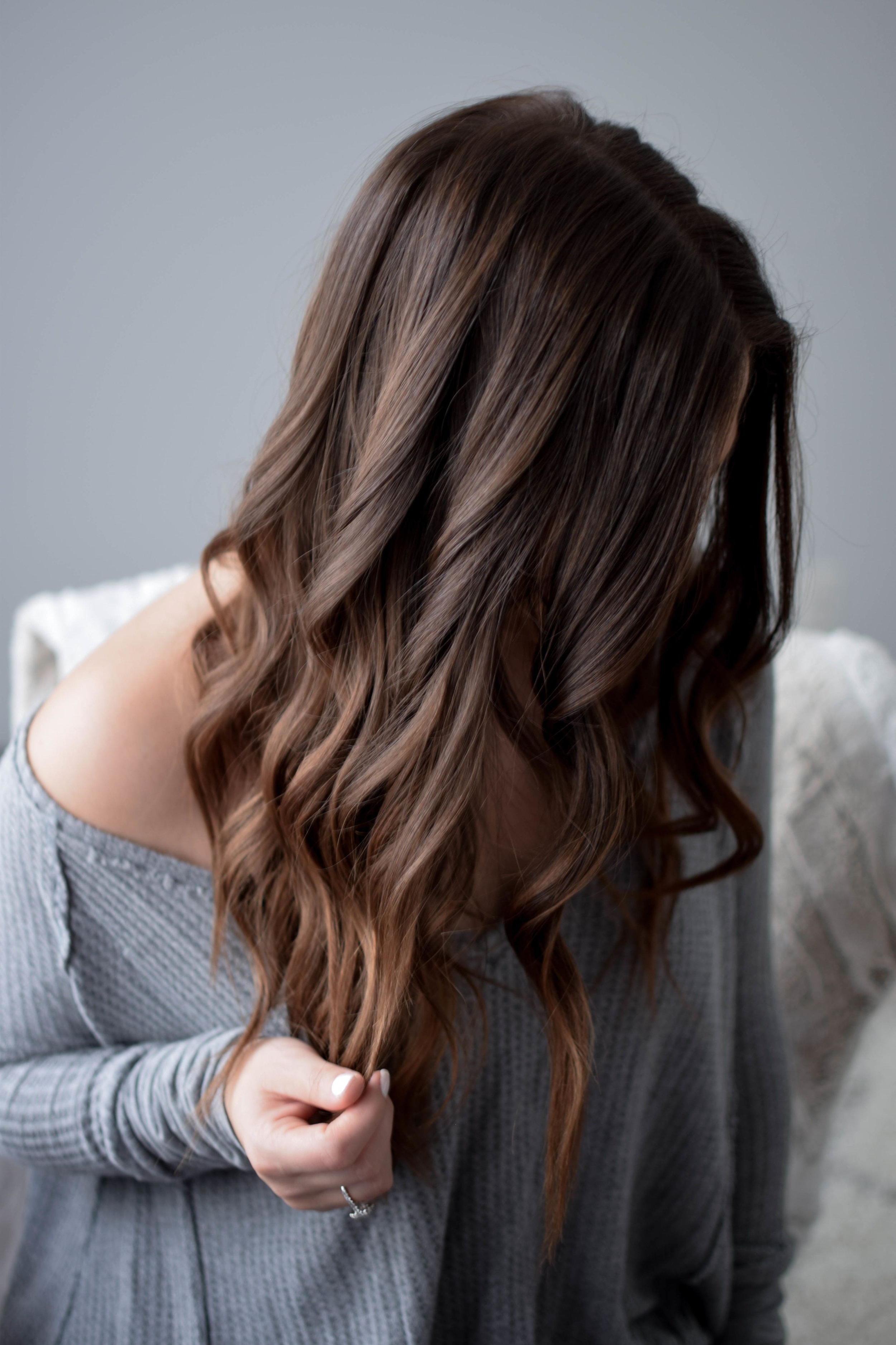 Loose Waves Hair Pertaining To Most Current Everyday Loose Wavy Curls For Long Hairstyles (Gallery 3 of 20)