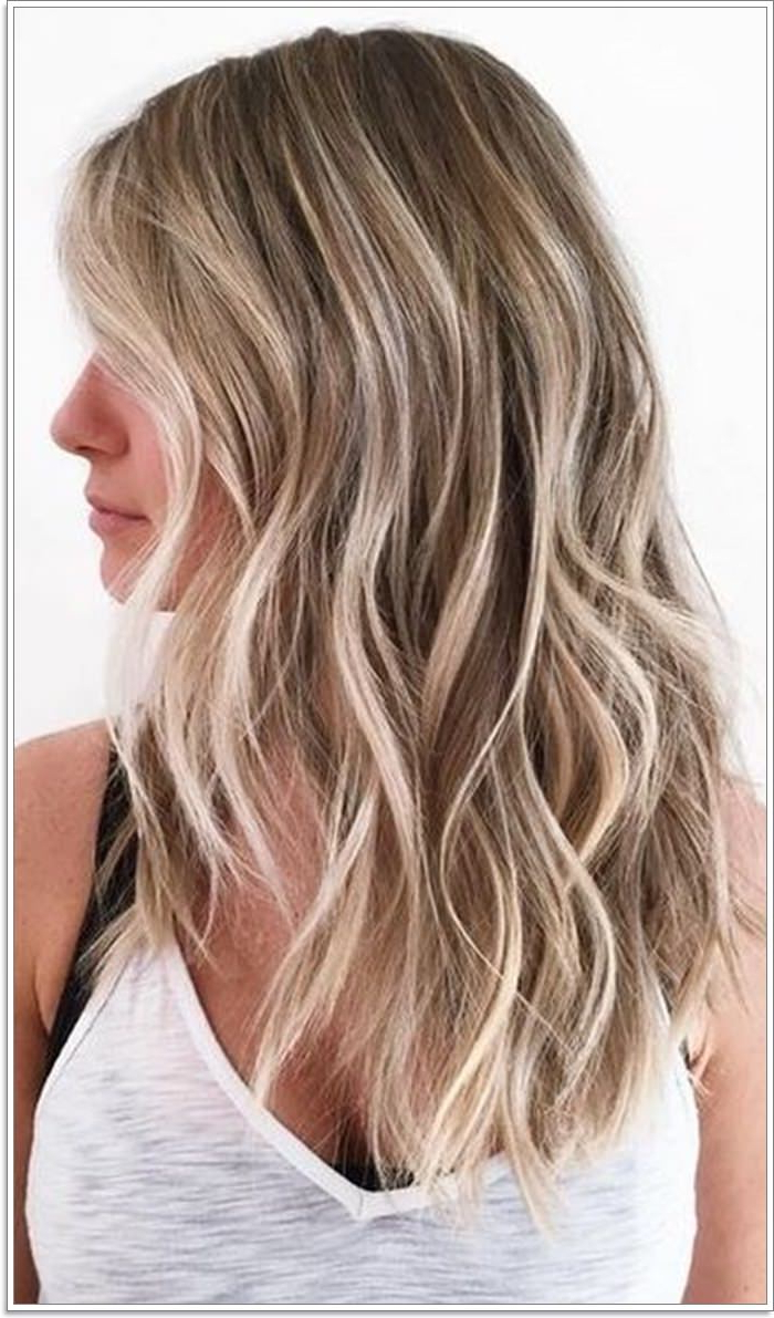 Most Current Long Thick Black Hairstyles With Light Brown Balayage With Regard To 145 Amazing Brown Hair With Blonde Highlights (View 16 of 20)